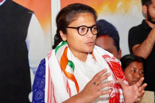 Sushmita Dev resigns from Congress, sends letter to Sonia Gandhi