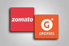 Zomato invests 100 Million Dollars in Grofers Indian entities