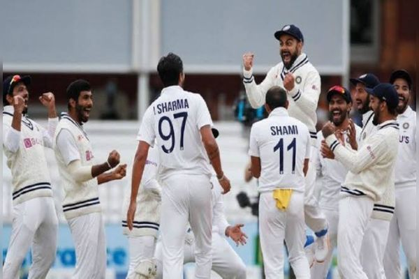 india beat england by 151 runs in lords test