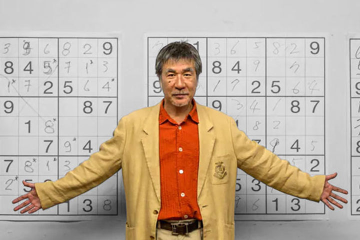 Father Of Sudoku dies