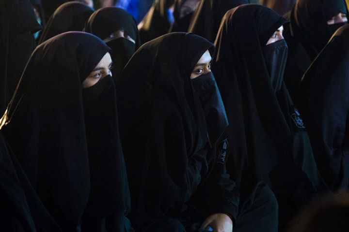 Women stunned by Taliban reconciling their work deleting social media accounts