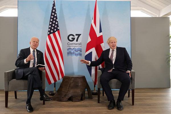 Joe Biden And Boris Johnson To Call Meeting Of G7 Leaders On Afghan Situation