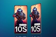 Xiaomi Redmi Note 10S Cosmic Purple launch