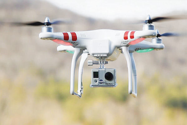Pakistan Using Drones To Drop Weapons In Punjab