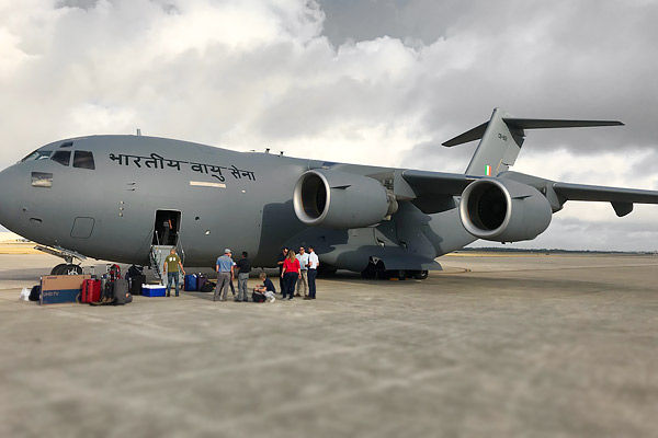 85 Indians evacuated