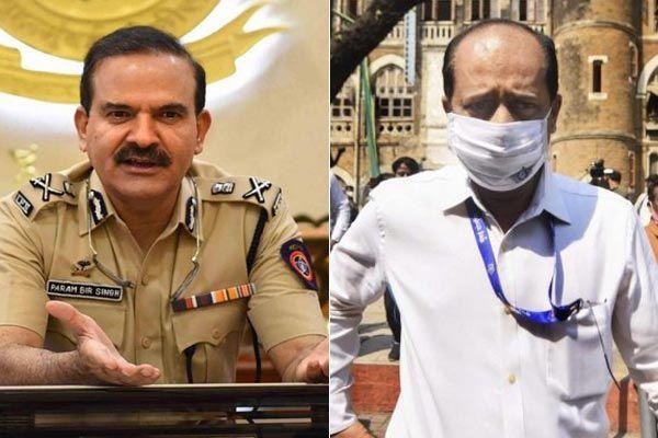 Extortion case against Param Bir Singh, Sachin Waze