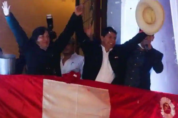 Peru's new foreign minister