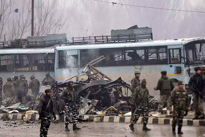 Intelligence on Pulwama attack