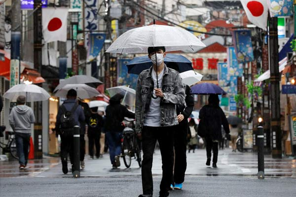 Japan set to expand state of emergency
