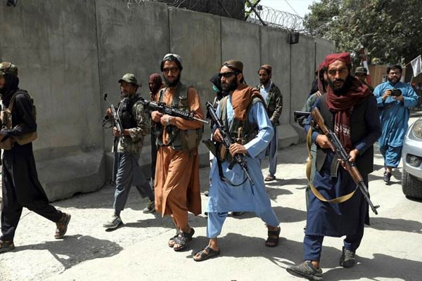 Terror Threat at Kabul Airport