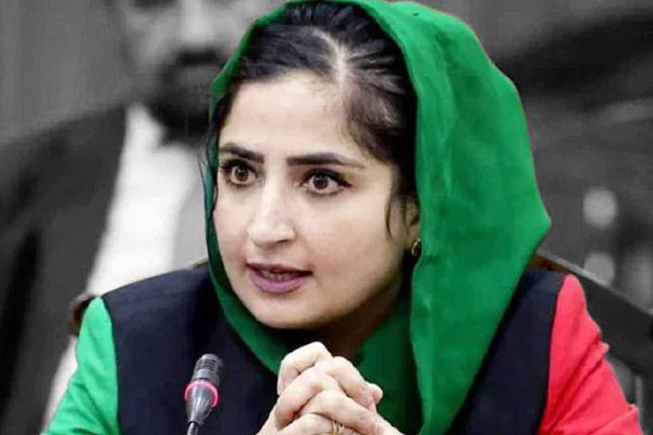 Afghan MP Anarkali Kaur Honaryar