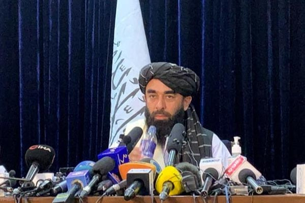 Taliban on relations with Pakistan