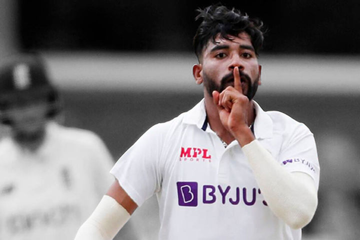 Shameful act of English audience, threw the ball at Siraj, Pant revealed