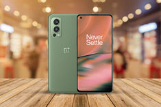 OnePlus Nord 2 New Color Variant Green Wood Launched in India