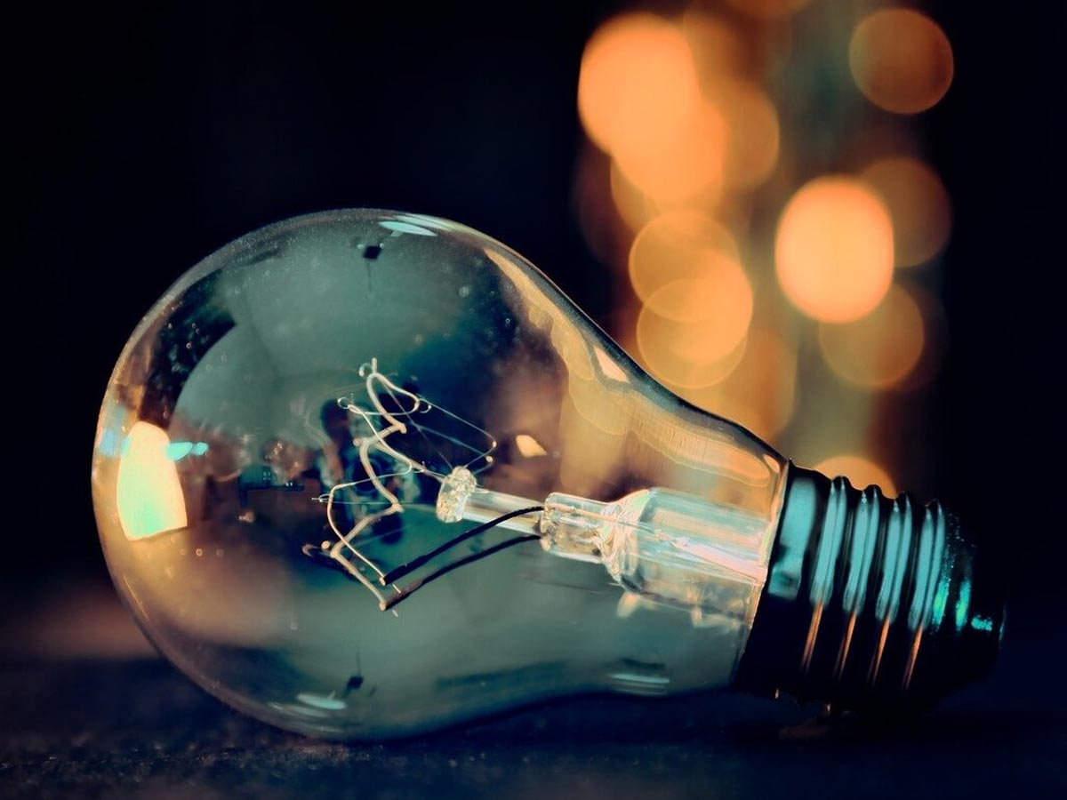 bulb invention, light bulb