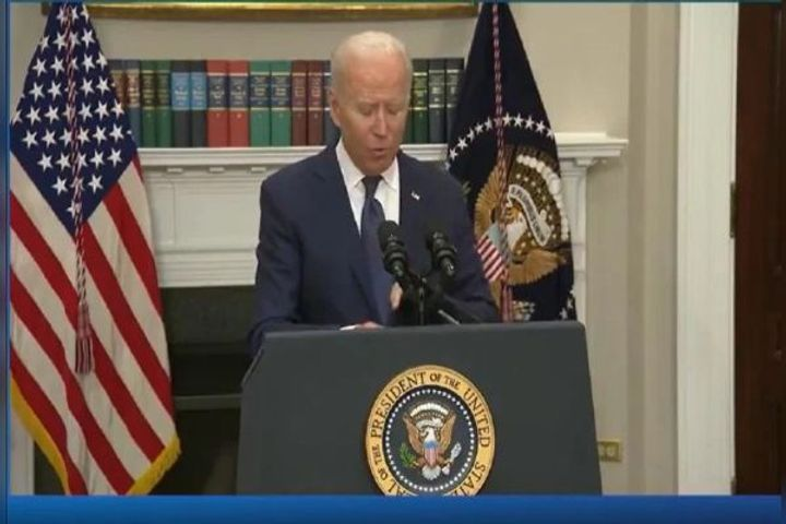 US President Joe Biden To Kabul Bombers We Will Not Forgive Not Forget