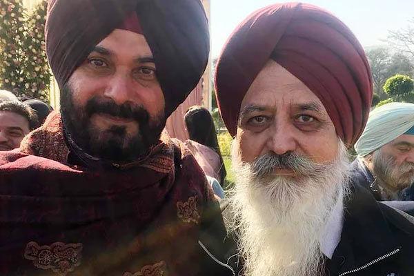 Malwinder Singh Mali steps down