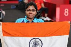 Paddler Bhavna Patel praised by PM Modi after semifinal win