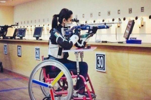 Avani Lekhara wins gold medal