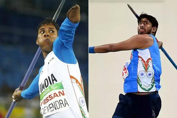 Devendra Jhajharia wins Javelin