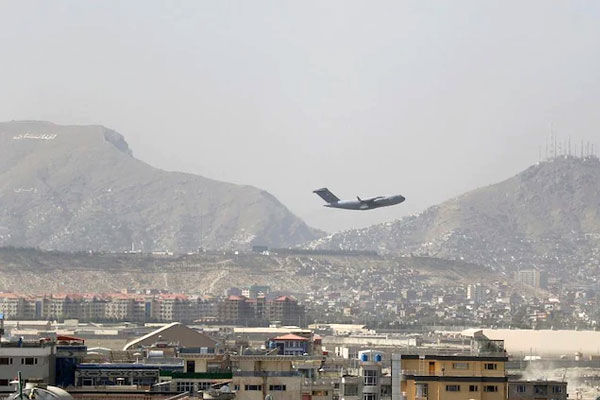 US completes withdrawal from Afghanistan