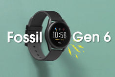 Fossil Gen 6 Smartwatch Launched
