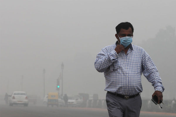 Air Pollution to reduce  life expectancy