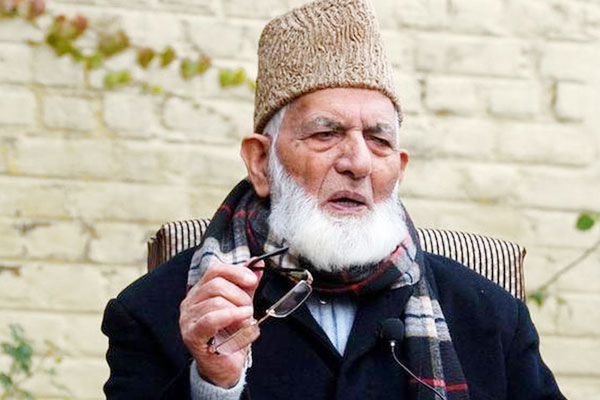 Separatist leader Syed Ali Shah Geelani dies alert issued in Valley internet shut