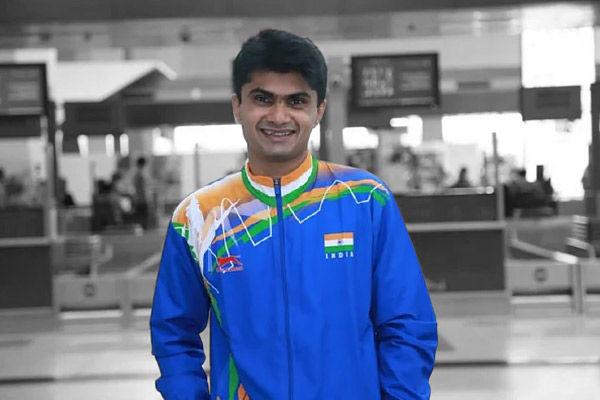 Suhas L Yathiraj beats German player in badminton singles event