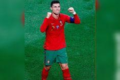Cristiano Ronaldo became the highest goal scorer in international football