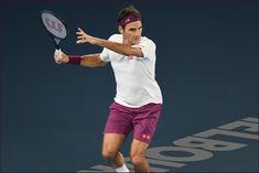 Tennis star Roger Federer