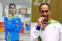 Pramod Bhagat medal in badminton confirmed Singhraj Manish pair knocked in the final of shooting