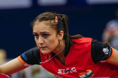 Table Tennis Player Manika Batra Says National Coach Told Me To Lose In Olympics