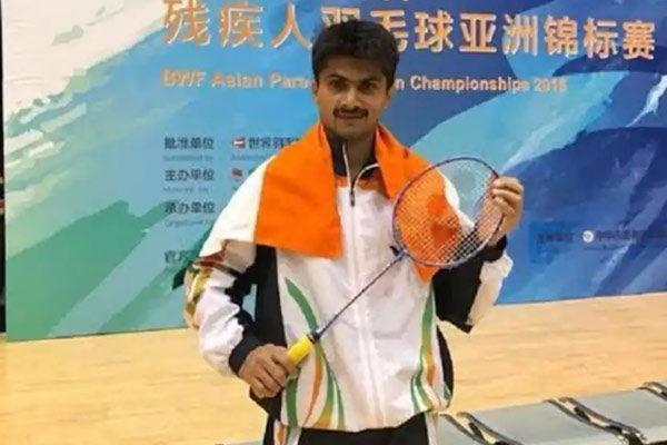 Suhas LY enters Tokyo Paralympics badminton final