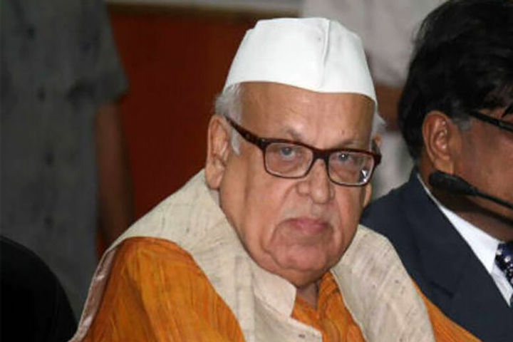 Aziz Qureshi booked for sedition