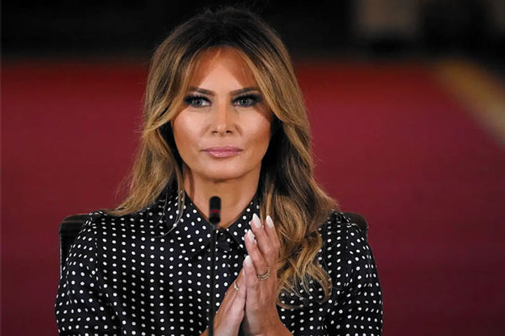 Melania unlikely to support Trump