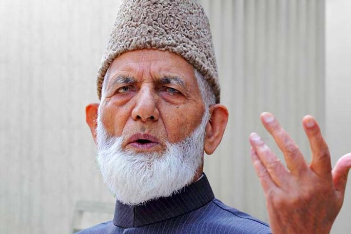 Inputs for exhumation of separatist leader Syed Ali Shah Geelani's body from Hyderpora cemetery