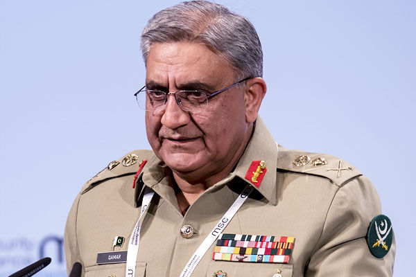 Qamar Javed Bajwa on fighting terrorism