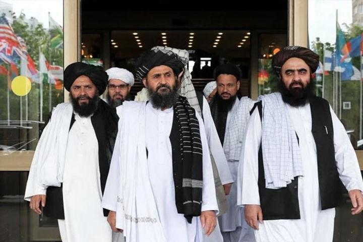 Taliban invite 6 nations