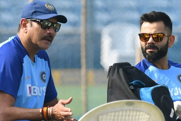 BCCI may seek reply from Kohli if Shastri is infected