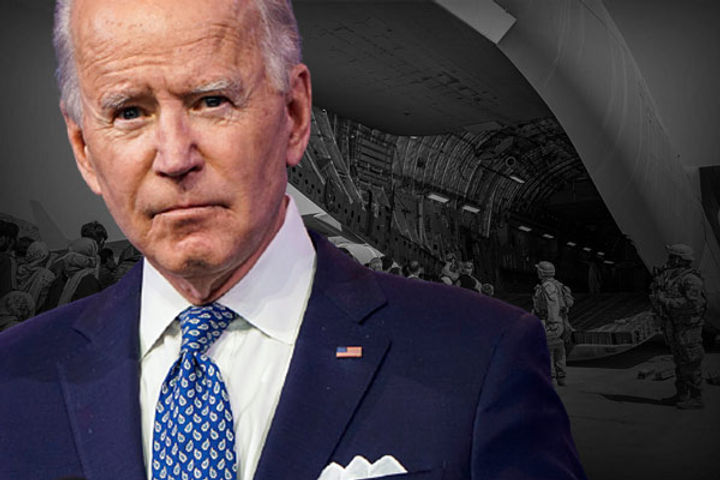 Biden on China's role in Afghanistan