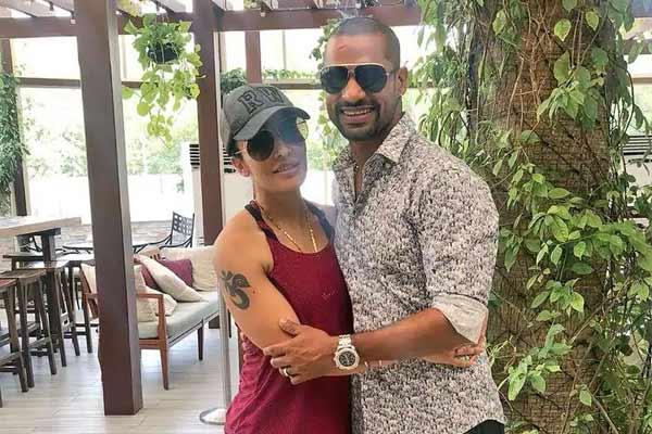Shikhar was married 9 years before divorcee Ayesha