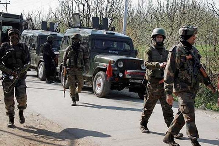 Security forces got big success, Hizbul terrorist arrested from Awantipora in Kashmir
