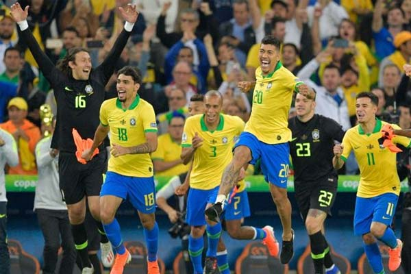 Brazil defeats Peru