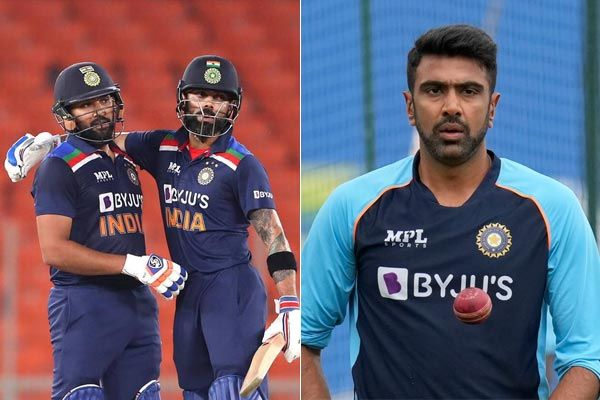 Ashwin's inclusion in T20 squad