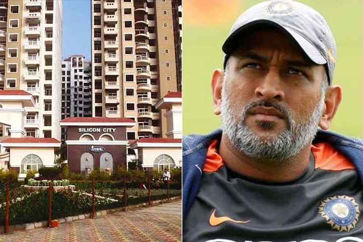 notice to 1800 home buyers of amrapali group including dhoni