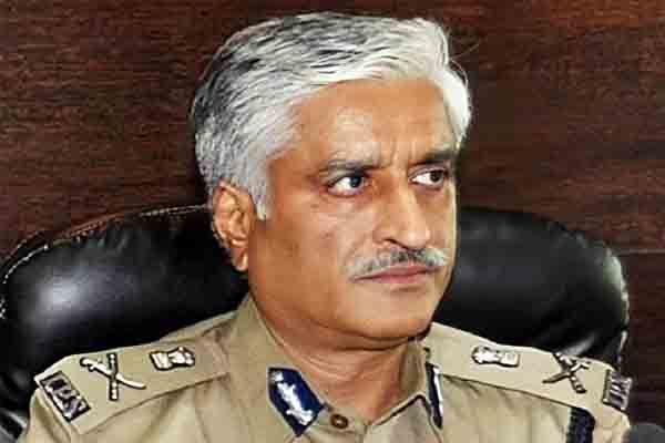 Cases against former Punjab DGP