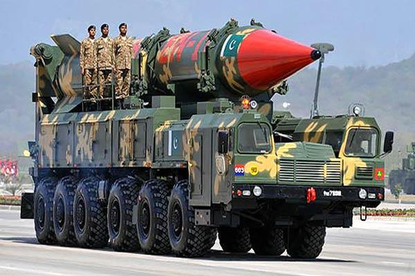 Pakistan's nuclear arsenal