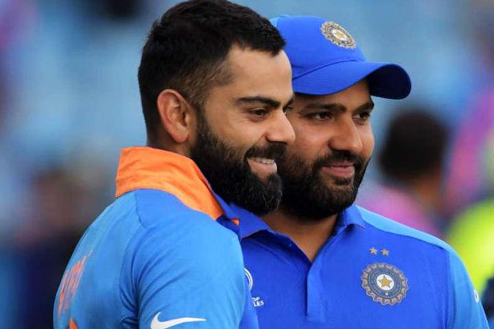India's white-ball skipper
