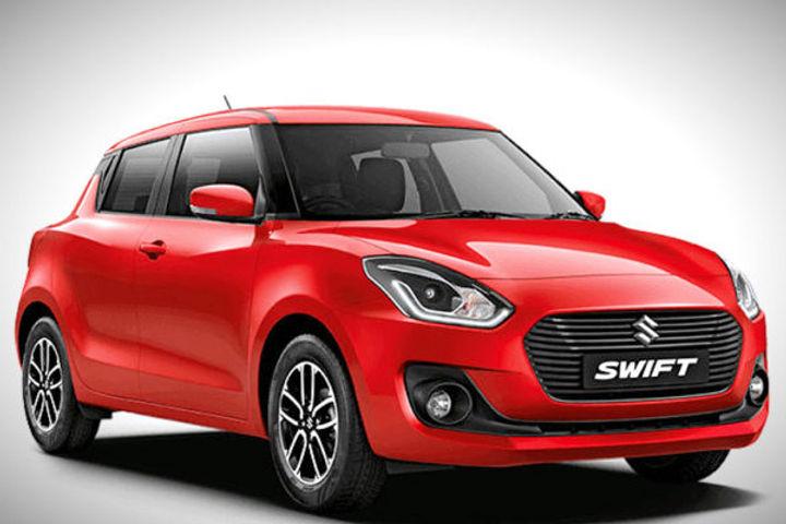 Sale of Maruti Suzuki cars